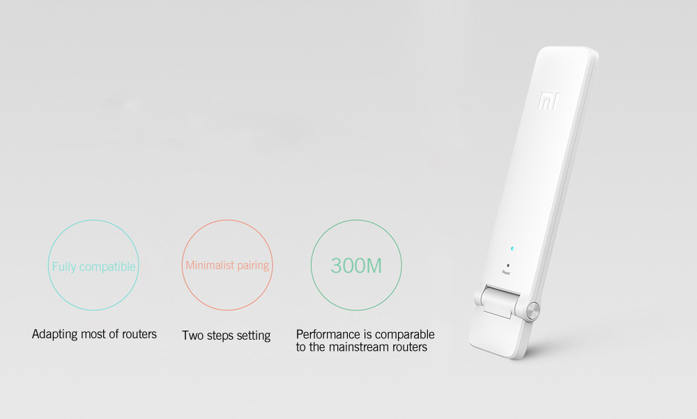 Xiaomi Wi-Fi Amplifier 2