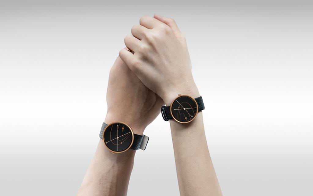 Больше, чем просто часы – это сочетание стиля традиционных часов, функций инновационных устройств и надежности.